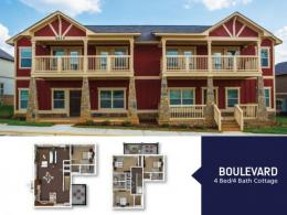 Boulevard 4 Bedroom/4 Bathroom