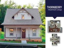 Thornberry 4 Bedroom/ 4 Bathroom