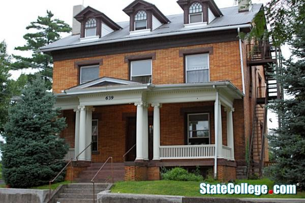 Apartments Rentals 639 West College Avenue State College Pa 16801
