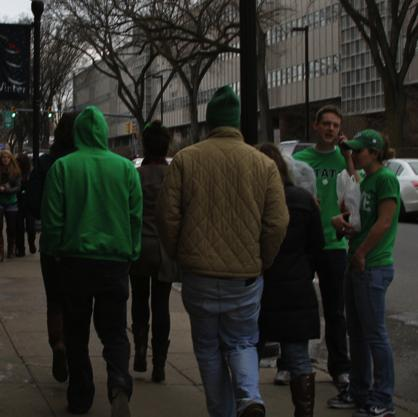 Adam Smeltz: Community Outreach Grows as State College Awaits State Patty's Day 2012