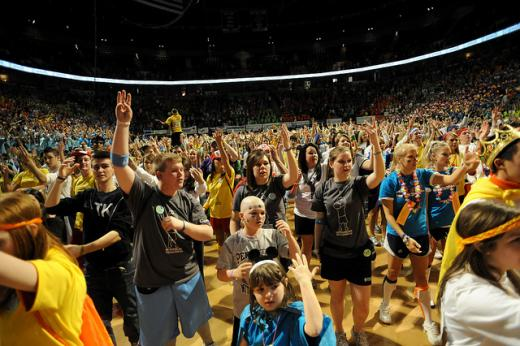 Penn State's THON Set for 6 p.m. Start Friday; Ongoing Coverage Available Online