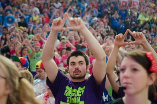 LIVE COVERAGE: Live Stream, Video Feeds from Penn State THON 2012