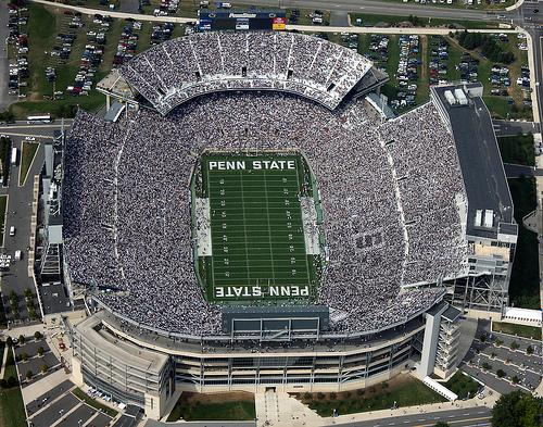Penn State Football: Tim Bream Named Head Athletic Trainer