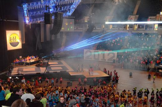 VIDEO: THON 2012 Puts Emphasis on Cancer Fight