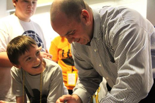 Penn State Football: Video: Bill O'Brien Addresses THON Families At Make-A-Wish Event