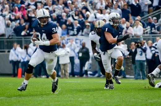 NFL Scouting Combine: Penn State LB Nate Stupar