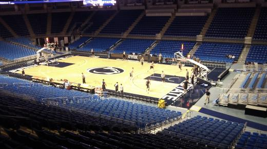 Penn State Basketball: Chambers Zeroes in on Jeter and Glass