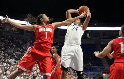 Penn State Women's Basketball: Lady Lions Clinch Top Seed in Big Ten Tournament