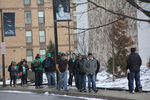 Police: Call Volume Declines for State Patty's Day Weekend 2012