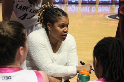 Penn State Women's Basketball: Washington Named Big Ten Coach of the Year; Lucas, Bentley Nab First-Team Honors