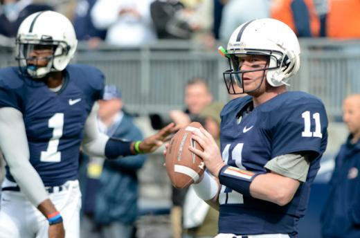Penn State Football: Charlie Fisher Says Open Competition at Quarterback