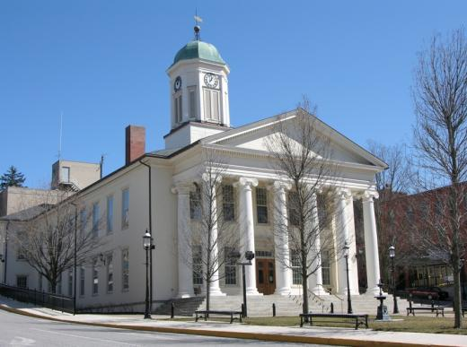 Centre County Courthouse