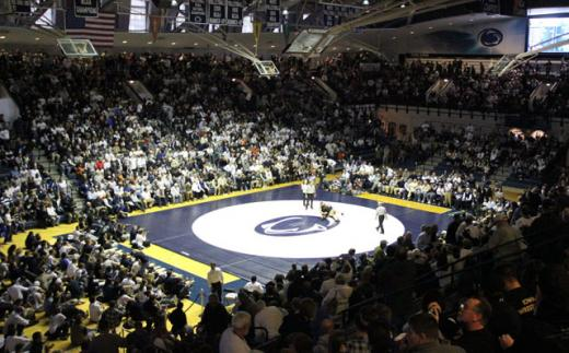 Penn State Wrestling: NCAA Tournament Brackets Announced, Lions with three No. 1 Seeds