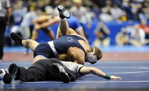 NCAA Wrestling Championships: Penn State Sends Five to Finals