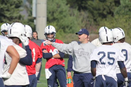 Penn State Football: 60 Minutes of Spring Practice With Bill O'Brien