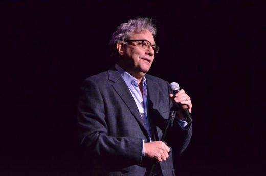 Lewis Black Dances Around Sandusky Issue