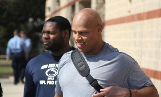 Penn State Football: Crawford Hopes to Clear Air on Apartment Search