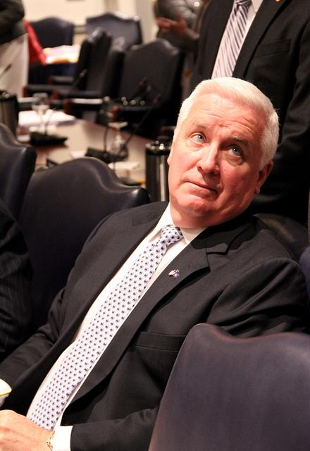 Corbett's Camp Fires Back at ESPN's Report Linking Him to Paterno's Firing