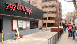 Liquor License for Defunct 797 Lounge Hits the Auction Block Again