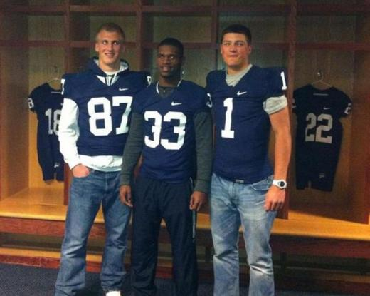 Breneman, Williams, Hackenberg