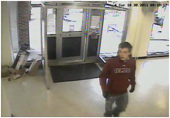 Penn State Police Trying to Identify Pinchot Hall Burglar