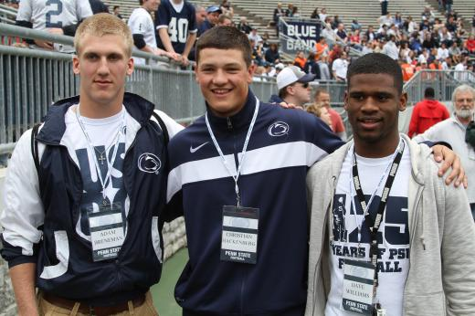 Penn State Football: 2013 Recruiting Class Not Short on Leaders