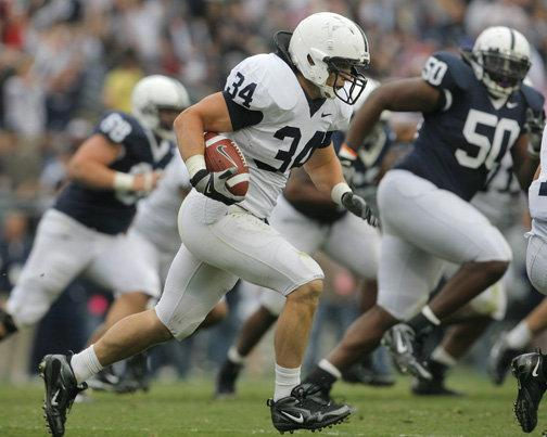 Penn State Football: State College's Nate Stupar Selected in Seventh Round by Raiders