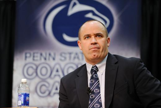 Bill O'Brien is the CEO of Penn State Football