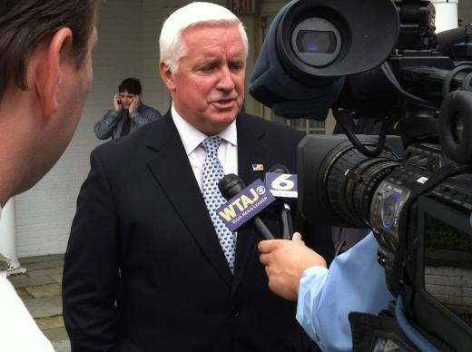 Gov. Corbett Coming to Boalsburg Sunday for National Guard Memorial