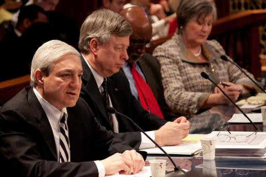 Spanier Third-Highest Paid Public University President in 2011