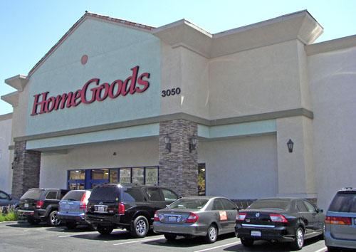 One Of Several HomeGoods Stores ...