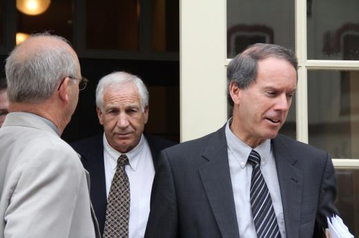 Sandusky Case: Four Victims File to Protect Their Identity On the Witness Stand