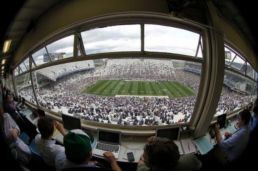 Penn State Football: Blue-White Game Set for April 20