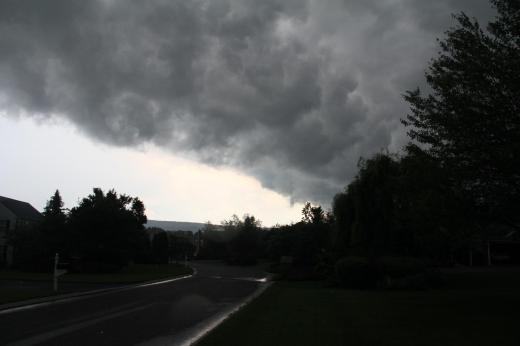 AccuWeather: Potentially Violent Thunderstorms to Sweep Across Pennsylvania