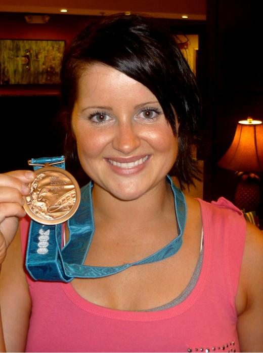 Olympic Medalist Coming to State College