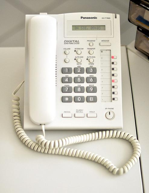 Russell Frank: Cutting the Cord on My House Phone