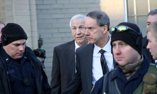 Key Events Leading up to Sandusky Trial