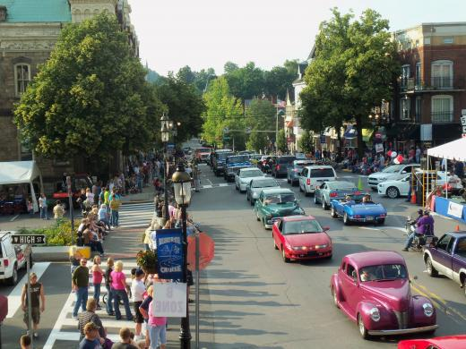 Bellefonte Cruise to Feature 5K Race