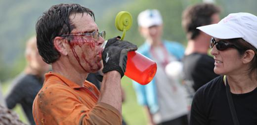 Penn State Student Competes in Spartan Death Race