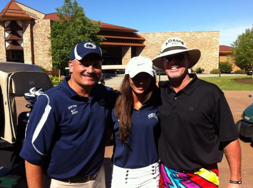 Joe Battista: Golfing with Mario Lemieux, Jim McMahon and my Daughter