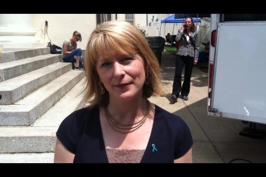 Saturday Video Profile: Pennsylvania Coalition Against Rape's Kristen Houser