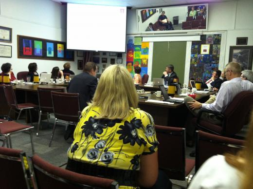 State College Area School Board of Directors Adopts 2012-13 Budget