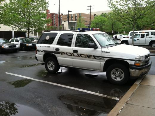 State College Police: Bicyclist Injured in Collision