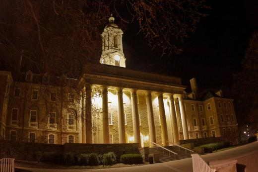 Penn State's Liability in Sandusky Case Could Tighten the Budget Belt