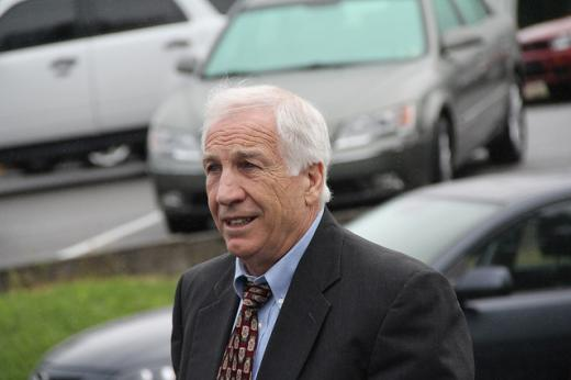 The Sandusky Verdict: No Sticks or Stones, Just Whoops and Sighs of Relief