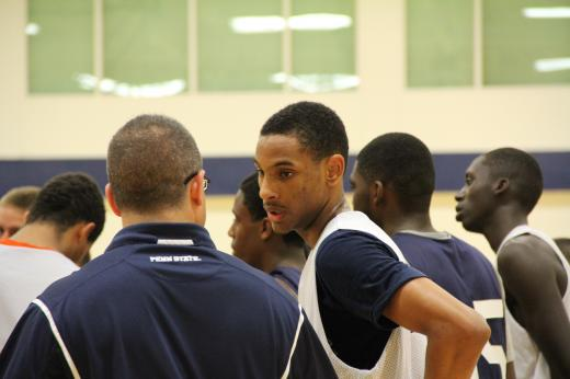 Penn State Basketball: Nittany Lions Host Advanced Skills Camp; Frazier, Battle Get Opportunities