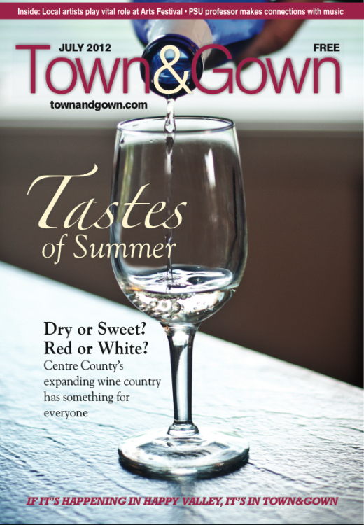 StateCollege.com Teams Up with Town & Gown Magazine