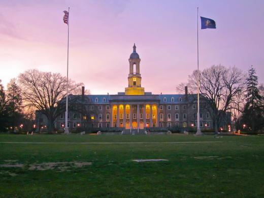 Penn State Fundraising Hit $208.7 Million in 2011-12, Making it Second-Best Year Ever