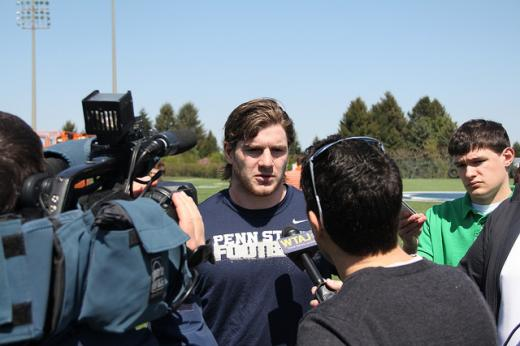 Penn State Football: Mauti Sends Blitz on NCAA as Team Throws First Punches Since Sanctions
