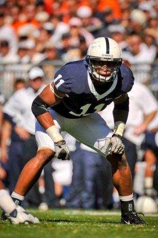 Penn State Football: Linebacker Fortt Migrates West to Cal, Report Says